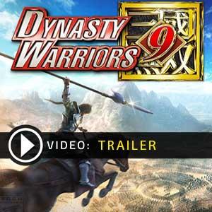 Acheter Dynasty Warriors 9 Clé Cd Comparateur Prix