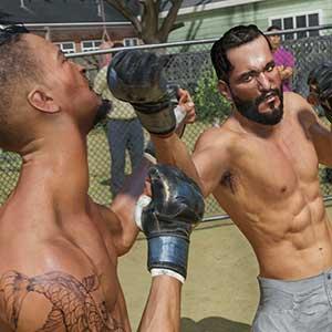 UFC 4 Combats amateurs