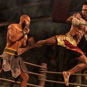 UFC 4 Style de combat