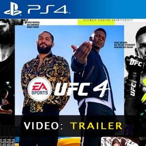 Acheter UFC 4 PS4 Comparateur Prix