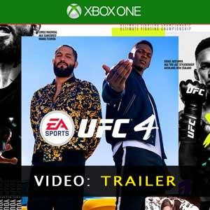 Acheter UFC 4 Xbox One Comparateur Prix