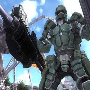 Earth Defense 5 Soldat EDF