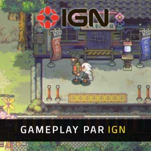 Eastward video gameplay