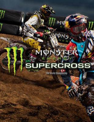 Présentation de l'Éditeur de Circuit de Monster Energy Supercross