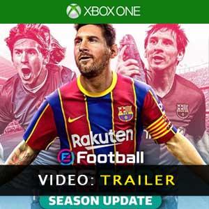 Acheter PES 2021 Season Update Xbox One Comparateur Prix