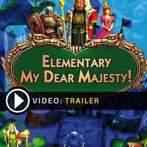 Acheter Elementary My Dear Majesty Clé Cd Comparateur Prix