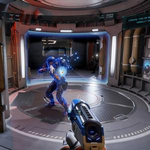 Elite Dangerous Odyssey Deluxe Alpha Expansion - Combat à la première personne