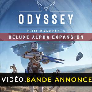 Elite Dangerous Odyssey Deluxe Alpha Expansion Bande-annonce vidéo