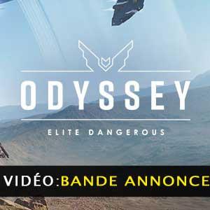 Elite Dangerous Odyssey Vidéo de la bande annonce