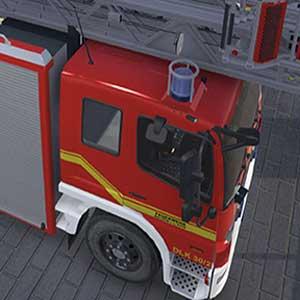 Urgence 112 Pompiers Simulateur Camion de Pompiers