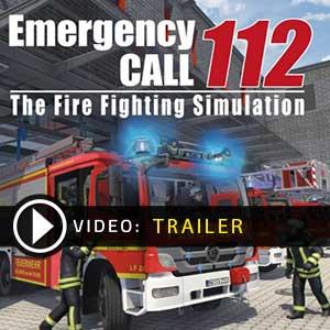 Acheter Urgence 112 Pompiers Simulateur Clé Cd Comparateur Prix