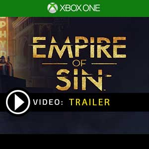 Empire of Sin Xbox One Prices Digital or Box Edition