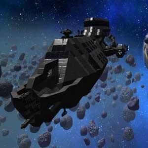 Empyrion Galactic Survival L'espace et la planète