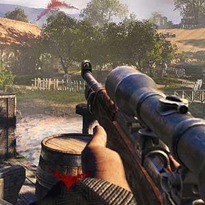 Enemy Front Sniper
