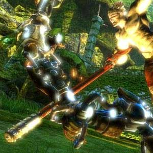 Enslaved Odyssey to the West Combat