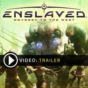 Acheter Enslaved Odyssey to the West clé CD Comparateur Prix