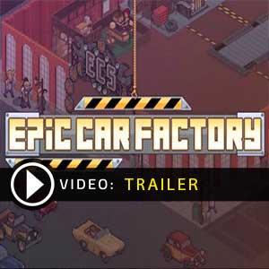 Acheter Epic Car Factory Clé CD Comparateur Prix
