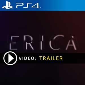 Erica PS4 en boîte ou à télécharger
