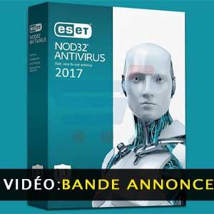 Eset Nod32 Global License vidéo de la bande-annonce