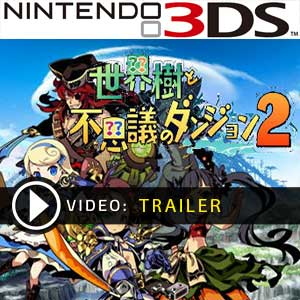 Acheter Etrian Mystery Dungeon 2 Nintendo 3DS Download Code Comparateur Prix