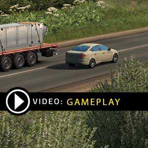 Euro Truck Simulator 2 Beyond the Baltic Sea Gameplay Video