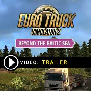 Acheter Euro Truck Simulator 2 Beyond the Baltic Sea Clé CD Comparateur Prix