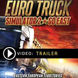 Acheter Euro Truck Simulator 2 Going East clé CD Comparateur Prix