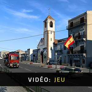 Euro Truck Simulator 2 Iberia Vidéo de gameplay