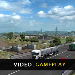 Euro Truck Simulator 2 Iberia Gameplay Video