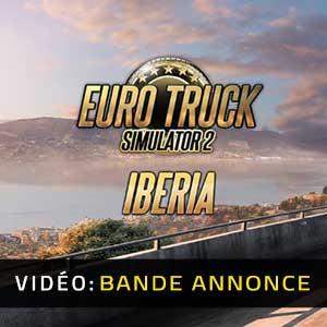 Euro Truck Simulator 2 Iberia Vidéo de la bande-annonce