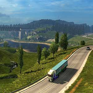 Euro Truck Simulator 2 Countryside