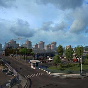 Acheter Euro Truck Simulator 2 Road to the Black Sea Clé CD Comparateur Prix