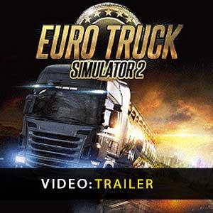 Acheter Euro Truck Simulator 2 clé CD Comparateur Prixs