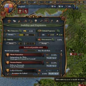 Europa Universalis IV Gameplay