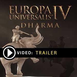 Acheter Europa Universalis 4 Dharma Clé CD Comparateur Prix