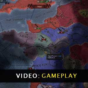 Europa Universalis IV Vidéo de jeu