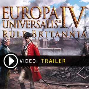 Acheter Europa Universalis 4 Rule Britannia Clé CD Comparateur Prix