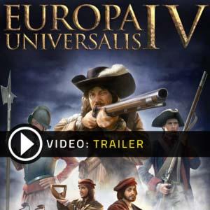 Acheter Europa Universalis IV clé CD Comparateur Prix