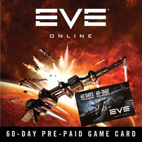 Acheter carte prépayée EVE Online 60 jours Comparateur Prix