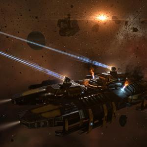 Eve Online Vaisseau spatial
