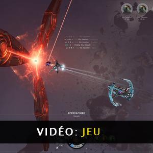 Eve Online Vidéo de gameplay