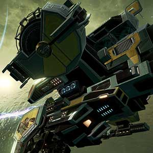 EVE Valkyrie Classe Support