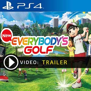 Acheter Everybodys Golf PS4 Code Comparateur Prix