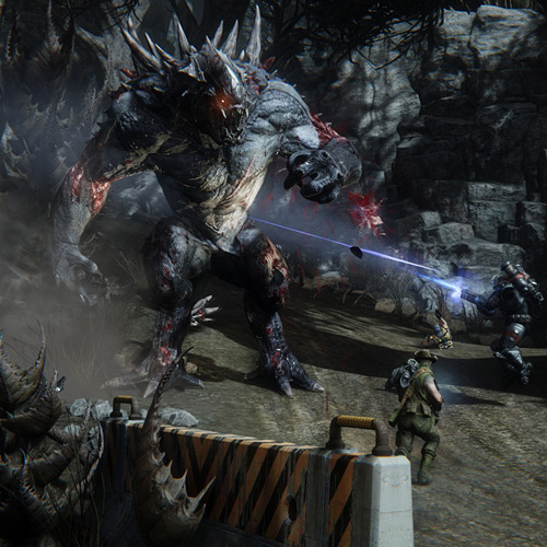 Evolve Xbox One Gameplay