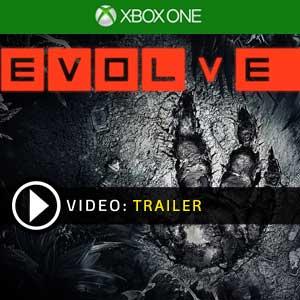 EVOLVE Xbox One en boîte ou à télécharger