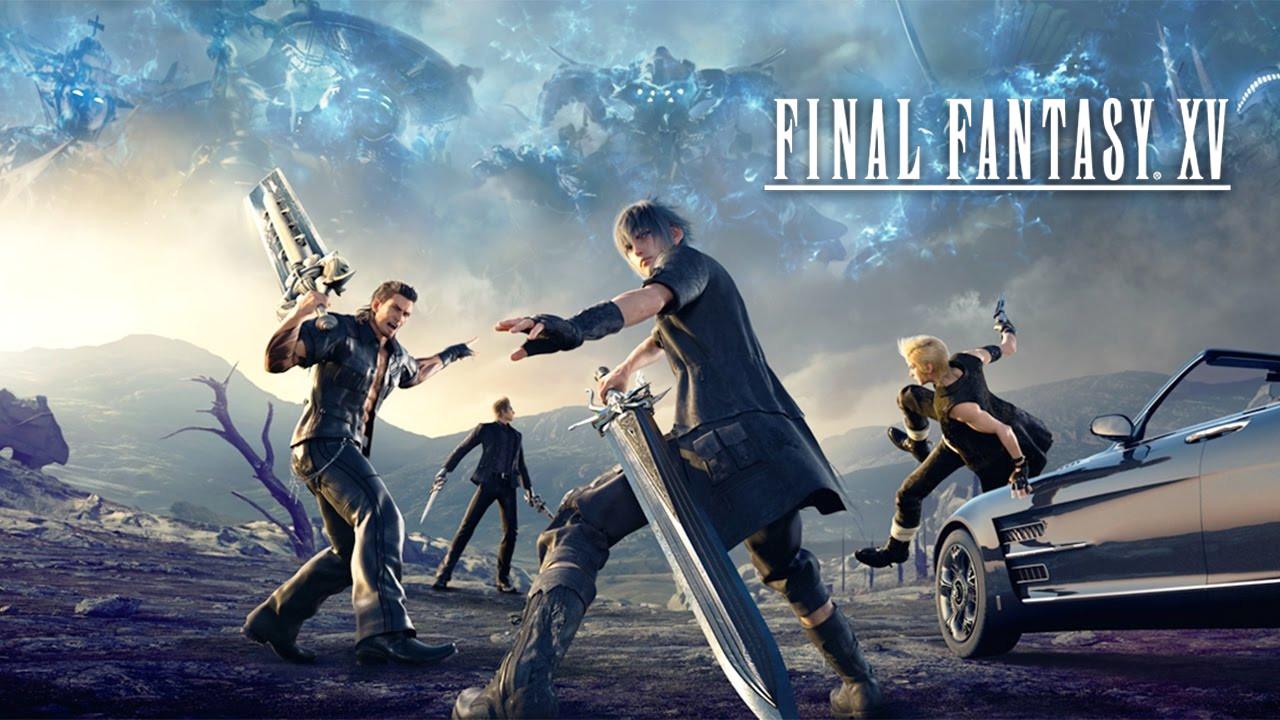 Final Fantasy 15 bonus de pré-commande