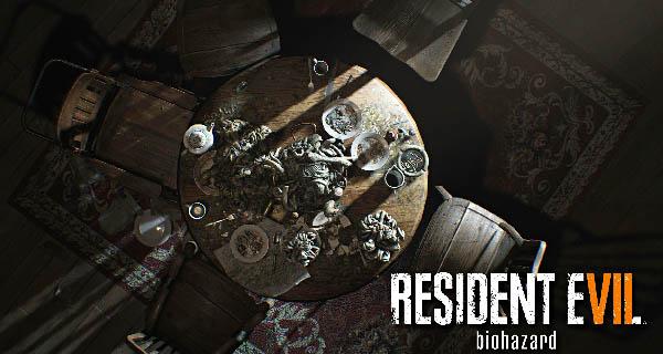 configuration pour Resident Evil 7 sur PC