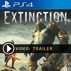 Acheter Extinction PS4 Code Comparateur Prix