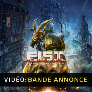 F.I.S.T. Forged In Shadow Torch Bande-annonce Vidéo