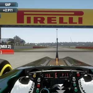 F1 2012 Course Formule1
